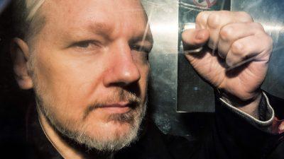 """Ehemaliger britischer Botschafter: """"Assange wird zu Tode gefoltert"""""""