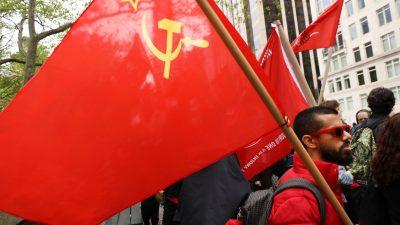 Prochinesische Kommunisten arbeiten daran, 40 Millionen neue Wähler gegen Trump zu mobilisieren