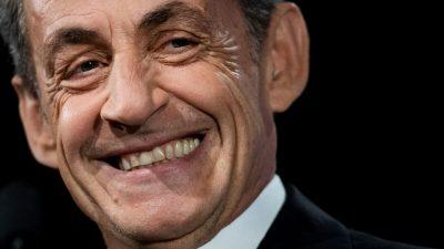 Photoshop, Wachstumsschub, oder…? Rätsel um deutlich größeren Sarkozy auf Foto mit Carla Bruni