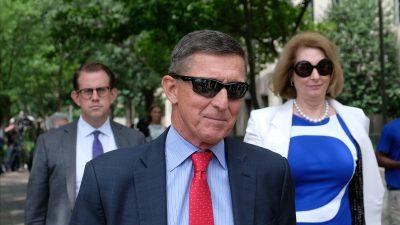 Mueller-Team wollte falsche Zeugenaussagen von Michael Flynn erzwingen