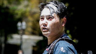 Andy Ngo: Twitter hat nichts getan, um Antifa vor Krawallen in Portland und Seattle zu stoppen