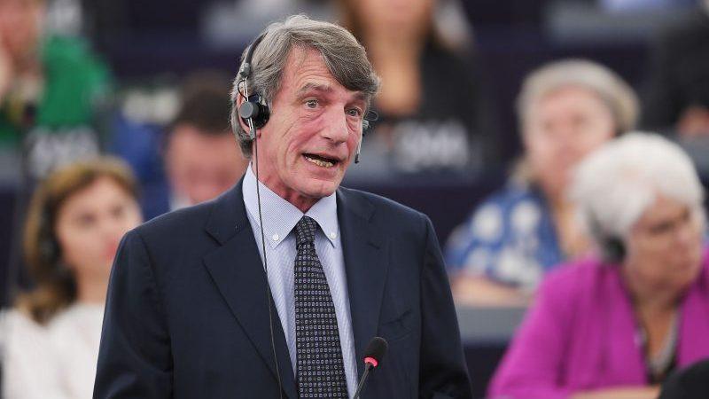 EU-Parlamentspräsident lehnt Verbot von Kurzstreckenflügen ab