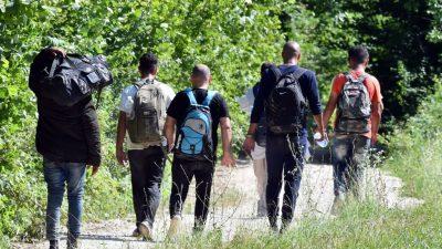"""""""Flüchtlingszahlen"""" auf Balkanroute wieder am Steigen – Situation in bosnischen Lagern angespannt"""