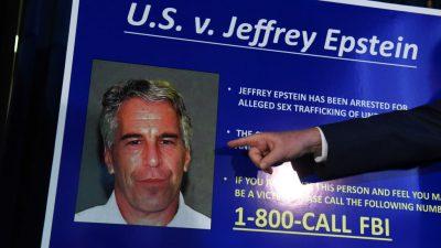 Skurril: Epsteins wichtigste Residenzen, in denen er mutmaßlich minderjährige Mädchen missbraucht hat