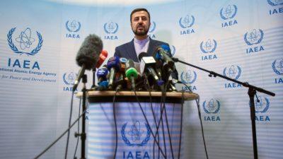 Teheran warnt vor Iran-kritischer Resolution bei IAEA-Sitzung