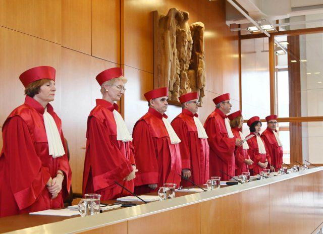 Bisher 500 Verfassungsbeschwerden gegen Corona-Maßnahmen in Karlsruhe eingegangen