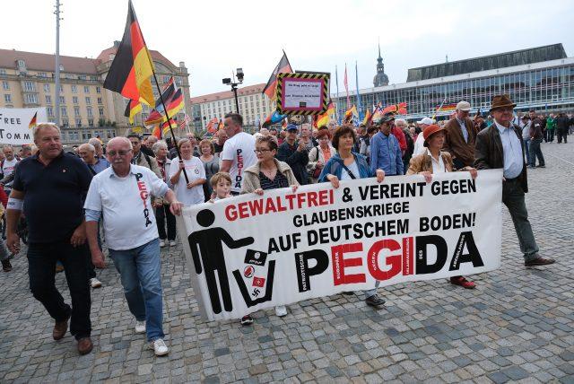 Fünf Jahre Pegida: Anhänger und Gegner wollen heute in Dresden demonstrieren