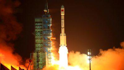 Chinas rücksichtsloses Vorgehen in der Weltraumfahrt
