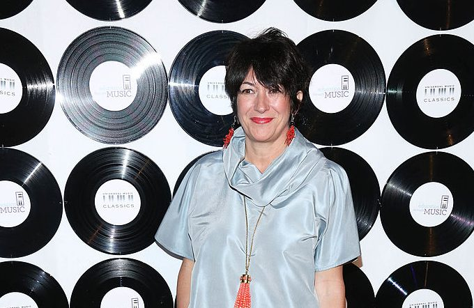 Ghislaine Maxwell nimmt an der ETM (ETM = EDUCATION THROUGH MUSIC) Children's Benefit Gala 2014 im Capitale am 6. Mai 2014 in New York City teil. Foto: Rob Kim/Getty Images