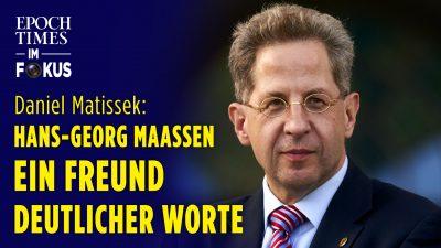 Hans-Georg Maaßen – ein Freund deutlicher Worte | ET im Fokus