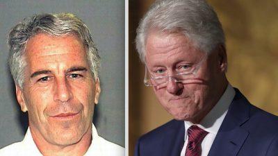 Dokumente belegen: Jeffrey Epstein empfing Bill Clinton auf seiner Privatinsel