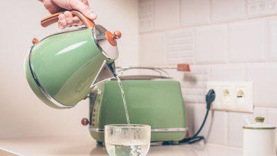 Heißes Wasser: Für Chinesen traditionell und aktuell das beste Getränk der Welt