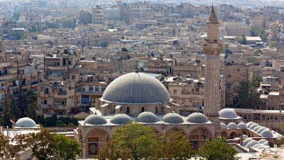 Syrien kündigt für 26. Mai Präsidentenwahl an