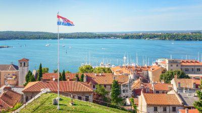 Die besten Destinationen für einen Urlaub in Kroatien