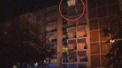 Tödlicher Drogenrausch in Rostock: Mann verletzt Baby mit dem Messer – Balkonsturz nach Polizeizugriff