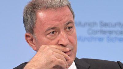 Türkischer Verteidigungsminister trifft Kramp-Karrenbauer am Dienstag in Berlin