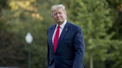 Umweltschutz statt Klima-Ideologie: Trump würdigt saubere Luft und Gewässer in den USA
