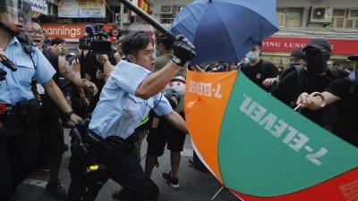 """Demonstrant im Gespräch mit ET: """"Wenn du deine Freiheit nicht beschützen willst, bist du kein Hongkonger"""""""