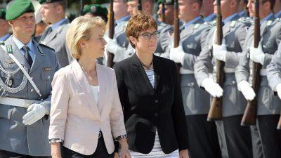 Berateraffäre: Luxusgehälter und freihändige Auftragsvergaben bei Inhouse-Unternehmen der Bundeswehr