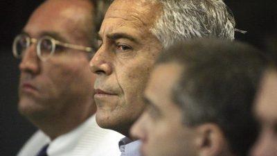 US-Mainstream-Sender hat Epstein-Story drei Jahre lang totgeschwiegen