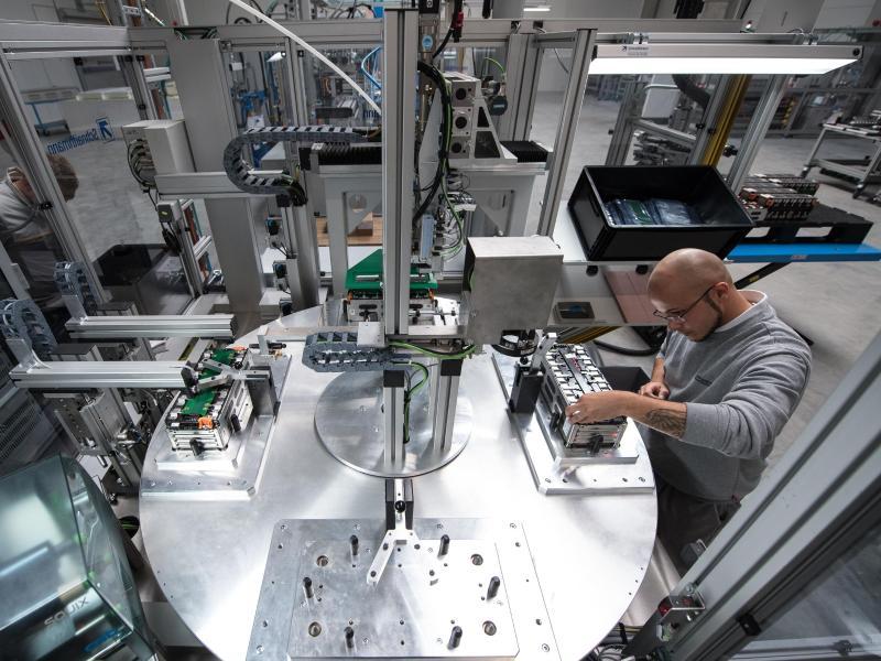 Bislang kein Bauantrag für Teslas geplante Batteriefabrik bei Berlin