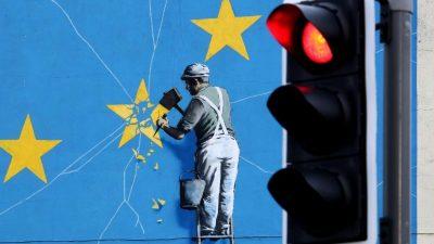 """Historiker: """"EU hat immer noch nichts aus dem Brexit gelernt"""""""