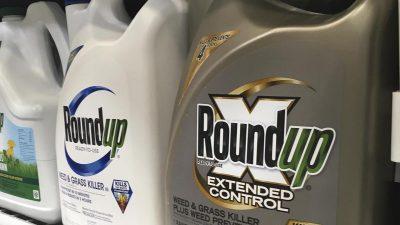 Mittlerweile 18.400 Kläger gegen Glyphosat und Bayer in den USA