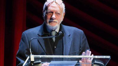 Preisgekrönter Broadway-Produzent Harold Prince gestorben