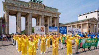 Berliner Senat fragt Peking lieber nicht nach dem Organraub