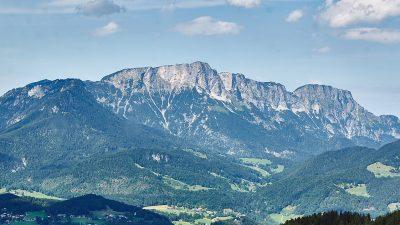 Die Prophezeiungen vom Untersberg: Die Lazarus-Sage aus dem Berchtesgadener Land