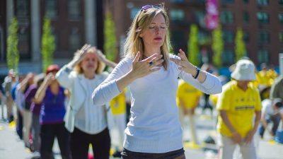 NBC Journalisten verleumden Falun Gong, um den Angriff auf ein konkurrierendes Medium zu verstärken