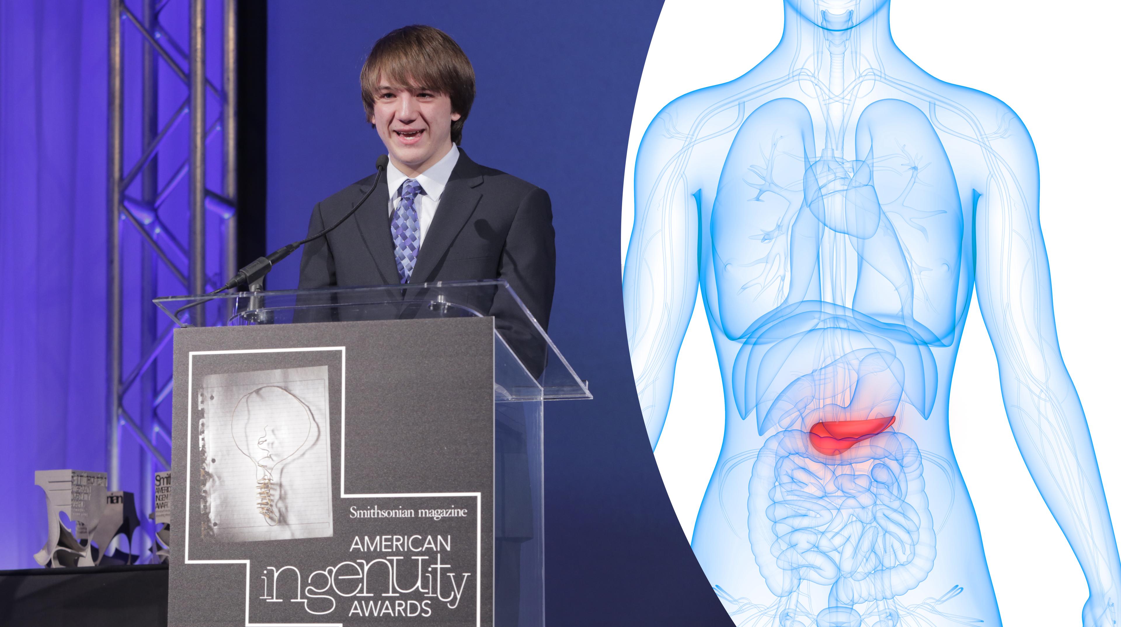 15-jähriges Genie erfindet 100 prozentig genaue Krebsdiagnose zur Früherkennung