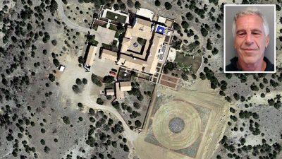 """Epsteins """"Zorro Ranch"""" in New Mexico erregt Aufsehen – Behörden übergeben Eigentumsakten"""