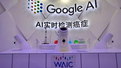 Kooperation mit Chinas Militär? Paypal-Mitbegründer Peter Thiel besorgt über Googles Aktivitäten bei Künstlicher Intelligenz