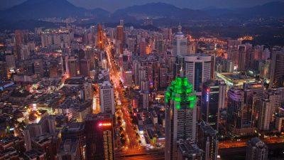 Verzweiflungsakt? Peking will Shenzhen als Hongkong-Ersatz – Experte hat seine Zweifel