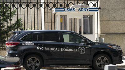 US-Generalstaatsanwalt Barr entsetzt von Epsteins Tod – Sofortige Untersuchung angeordnet