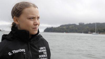 Geldmaschine Klima-Kult: Greta Thunberg als Maskottchen eines kommerziellen Öko-Konzerns