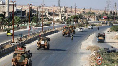 Mehr als 80 Tote bei Kämpfen gegen Islamisten in Nordsyrien