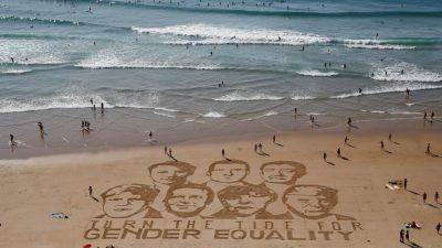 """G7-Treffen: Macron strebt """"Partnerschaft von Biarritz"""" an – Gesetze für Gleichberechtigung in den G7-Staaten verankern"""