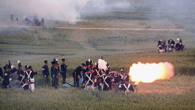 Schlacht bei Waterloo: Forscher entdecken mehr als amputierte Gliedmaßen