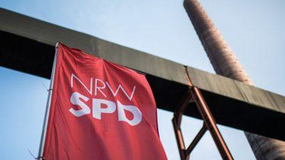 Jürgen Fritz: SPD stürzt in NRW in 29 Monaten von 40 auf 18 Prozent