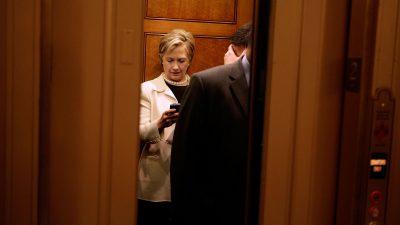 US-Kongressmitglied: Ausländische Akteure hatten Zugang zu Hillary Clintons E-Mail-Server