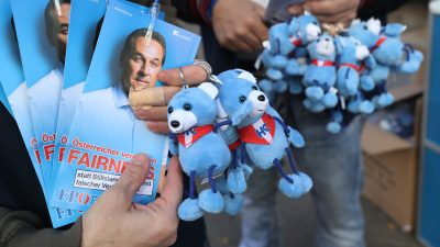 Übt FPÖ Zensur gegen Strache? Wirbel um Rechte an Facebook-Seite