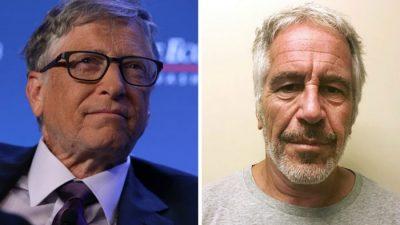 Trotz Flugaufzeichnungen: Bill Gates bestreitet gesellschaftliche Beziehungen zu Jeffrey Epstein