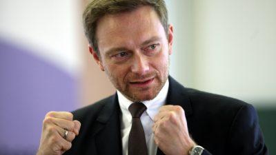 Soli-Zuschlag ab 2020 verfassungswidrig – FDP-Chef Lindner droht Scholz mit Verfassungsklage