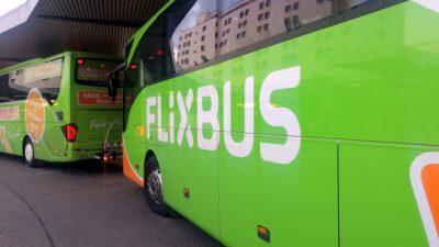 Flixbus will bei Maskenverweigerung notfalls Polizei rufen