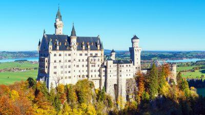 Schloss Neuschwanstein: Exklusive Sonderführungen zu König Ludwigs 174. Geburtstag