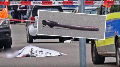 Warum der Deutschlandfunk nicht über den Samurai-Schwert-Mord berichtete