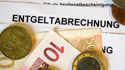 In Ingolstadt oder im Stadtstaat Hamburg verdient man am meisten – in Görlitz ist das Monatsgehalt am geringsten