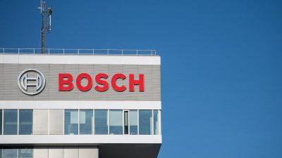 """""""Viele haben berechtigte Existenzängste"""": Bosch baut krisenbedingt weiter Stellen ab"""